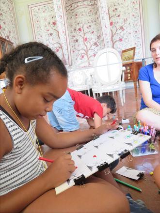Projet enfant- atelier flipbook