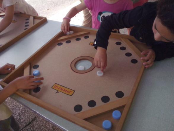 Pôle grands jeux traditionnels