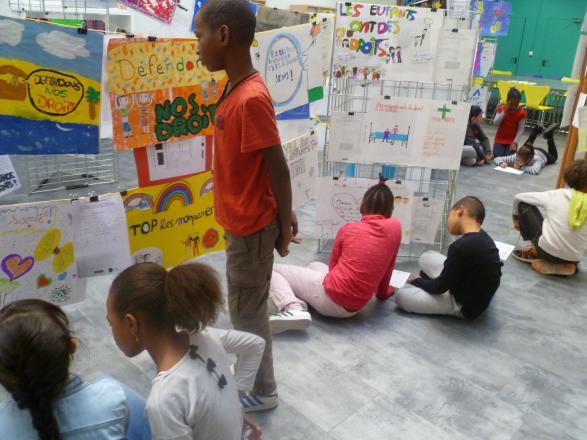 Jury enfants - CE2 Ecole Rose Val Plan