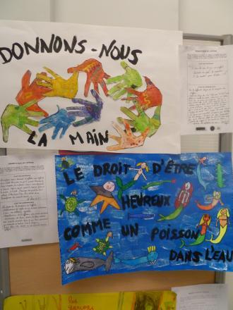 Affiches de l'exposition
