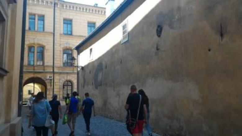 Visite Cracovie