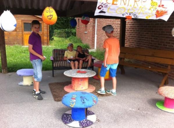 valorisation des espaces crées par le jeunes