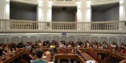 Séance du Conseil départemental