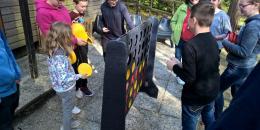 remier week end d'immersion pour des Conseillers Municipaux Juniors organisé par les Francas du Pas de Calais