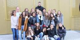 la chorale du Collège Condorcet