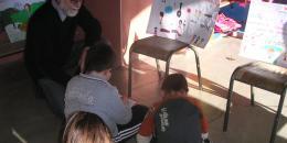 Jury d'enfants de l'école de Sainte-Dode