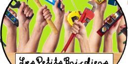 Le logo des Petits Bricoliers !